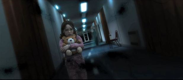 Beyond: Two Souls Screenshot - Beyond Two Souls jodie young