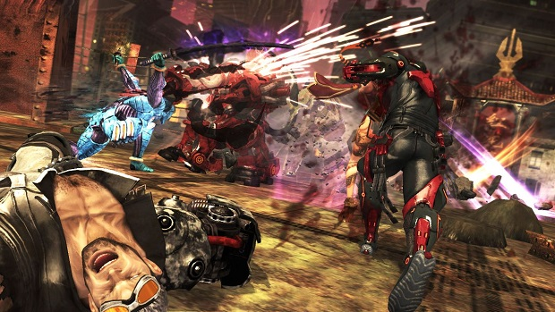 Anarchy Reigns - 360, PS3 - 2