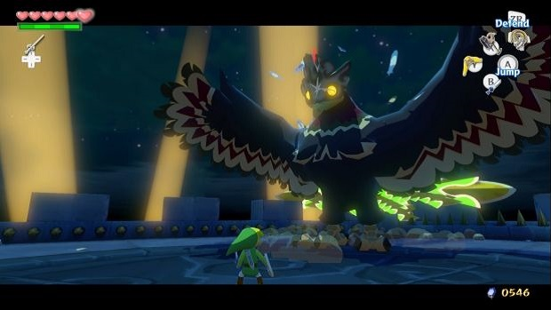 The Legend of Zelda The Wind Waker HD - Wii U - 3