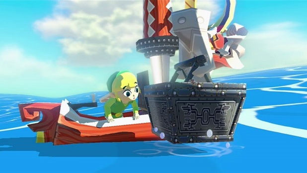 The Legend of Zelda: The Wind Waker Screenshot - 1154212