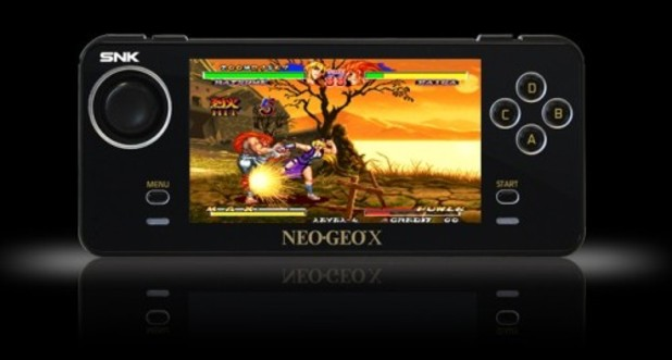 Screenshot - Neo Geo X