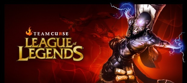League of Legends Screenshot - league of legends team curse