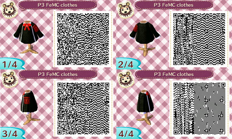 Animal Crossing: New Leaf QR Codes, Time To Put Some Video