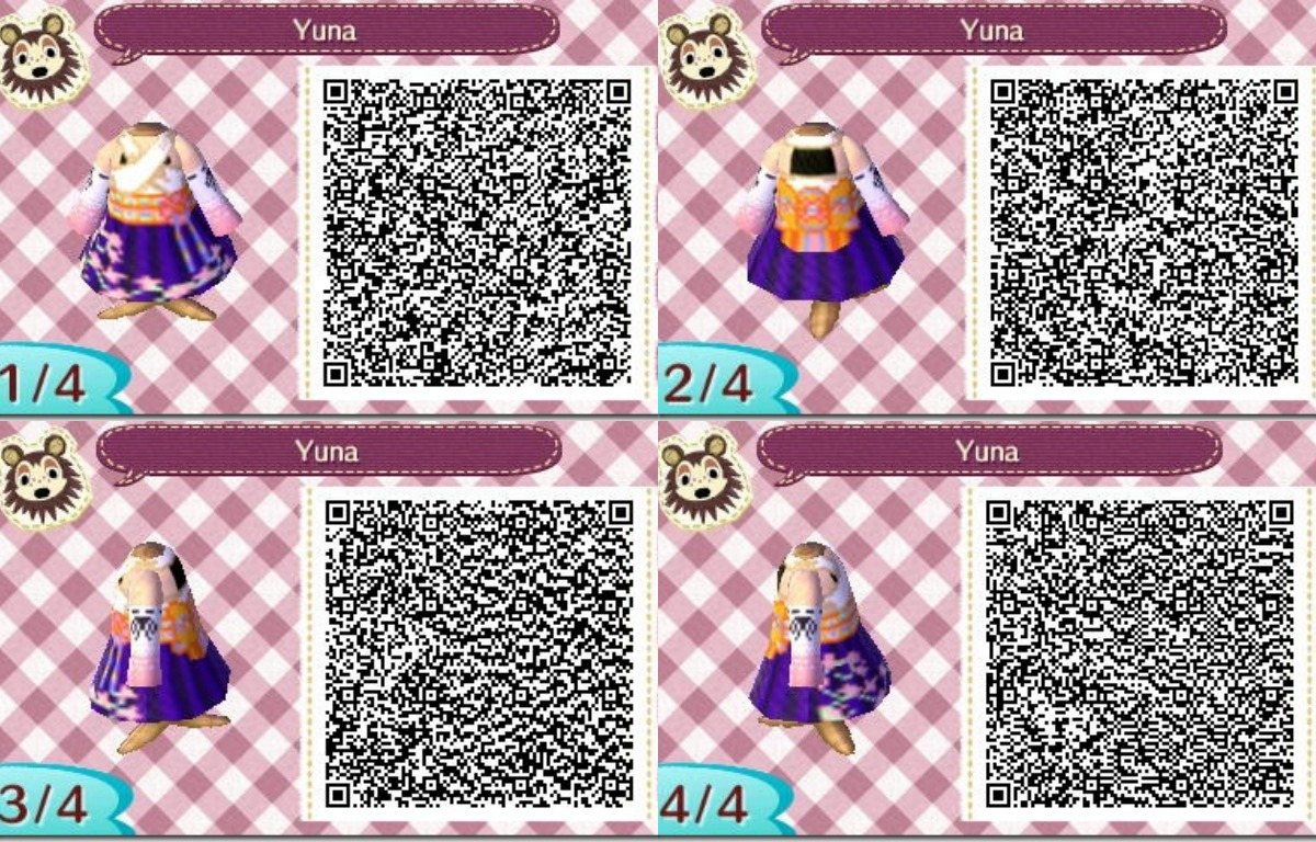 Pics For > Animal Crossing New Leaf Qr Codes Zelda