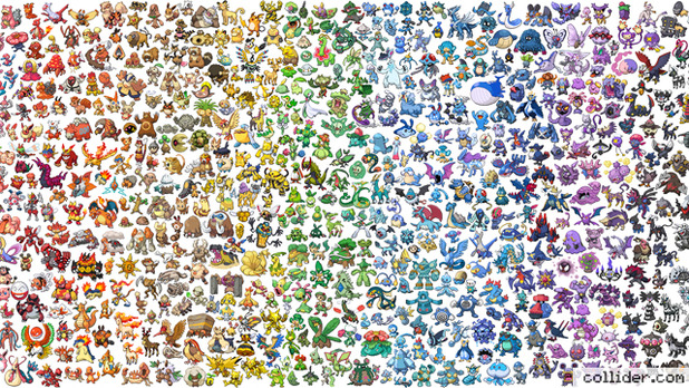 Rank 'Em: Pokemon Generations Listed Best to Worst