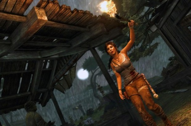 Tomb Raider - NG Screenshot - Tomb Raider