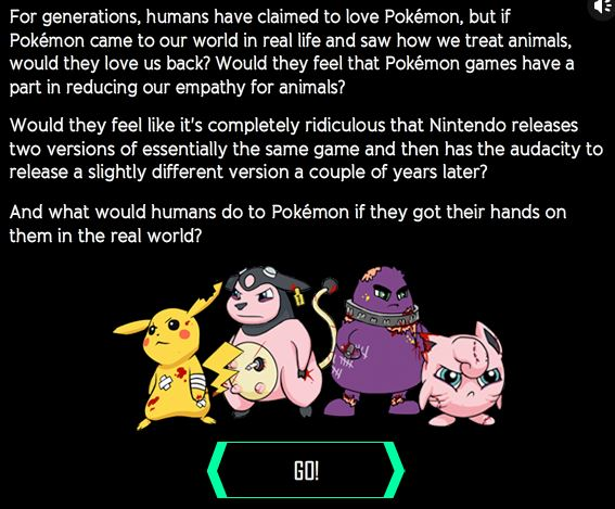 Pokemon PETA