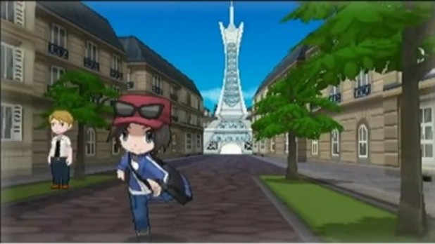 Pokémon X and Pokémon Y Screenshot - Pokemon X and Y