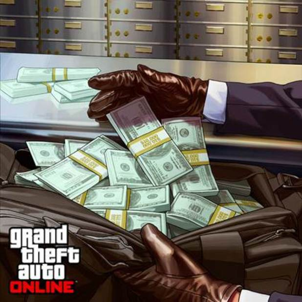 GTA Online Stimulus Package