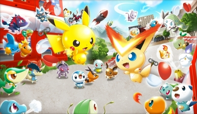 Pokemon Rumble U Screenshot - Pokemon Rumble U