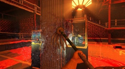 Shadow Warrior Screenshot - Viscera Cleanup Detail: Shadow Warrior