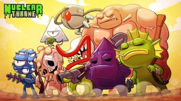 Screenshot - Nuclear Throne
