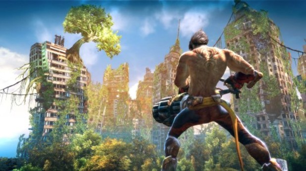 Enslaved: Odyssey to the West Screenshot - Enslaved: Odyssey to the West