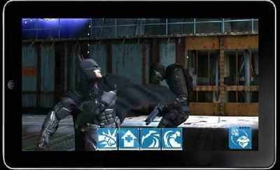 Batman: Arkham Origins Screenshot - Arkham Origins Mobile