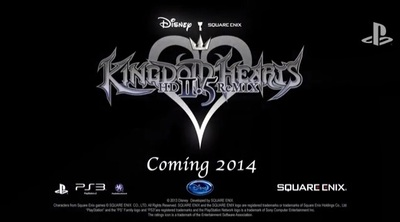 Kingdom Hearts HD 2.5 ReMIX Screenshot - Kingdom Hearts HD 2.5 ReMIX