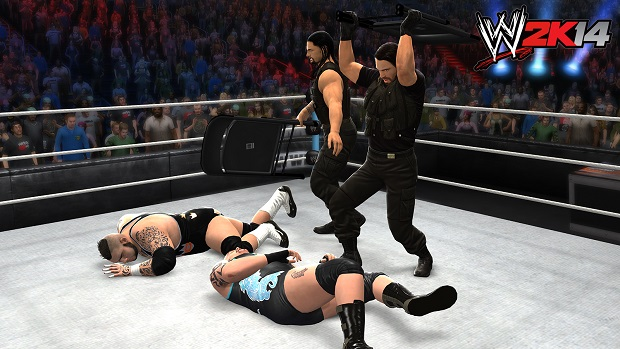 WWE 2K14 - Preview - 2