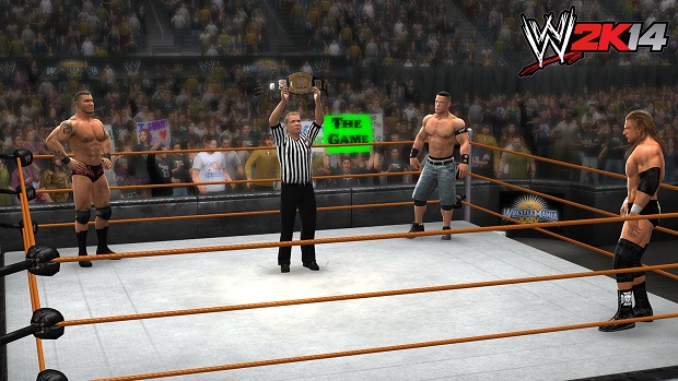 WWE 2K14 - Preview - 3