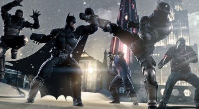 Batman: Arkham Origins Screenshot - 1154521