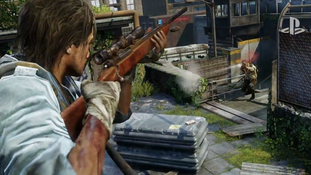 The Last Of Us DLC Available Now Brings Four New Multiplayer Maps - The last of us multiplayer maps