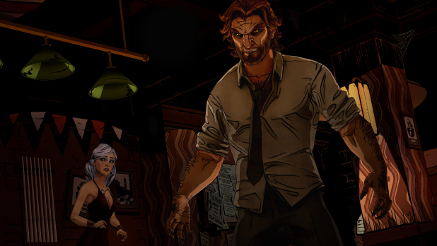 The Wolf Among Us - 2