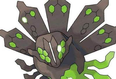 Pokémon X and Pokémon Y Screenshot - Zygarde