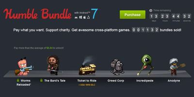 Screenshot - Humble Bundle 7