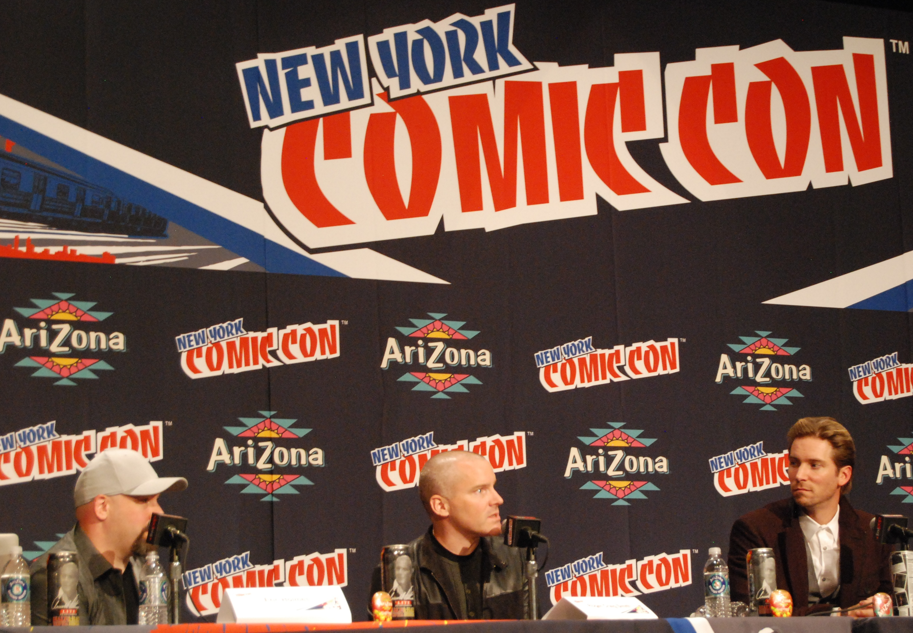 Batman Arkham City NYCC panel