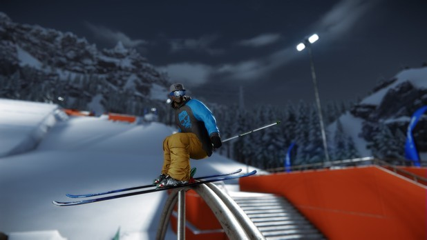 SNOW Early Access Alpha Impressions – A Modern Day SkiFree?