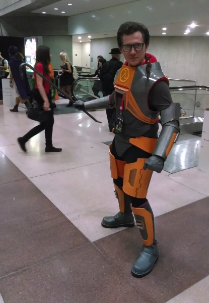 Gordon Freeman Half-Life