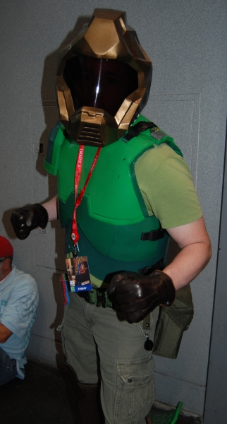 Doom Guy from Doom