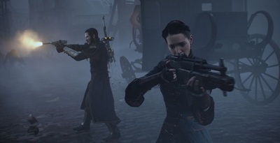 The Order: 1886 Screenshot - The Order: 1886 lady igraine