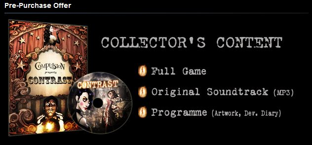 Contrast Collector