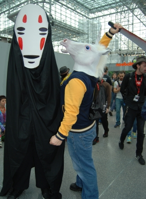 Hotline Miami at NYCC