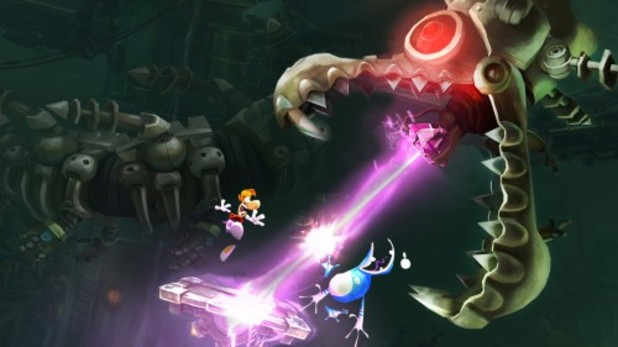 Rayman Legends Screenshot - Rayman Legends