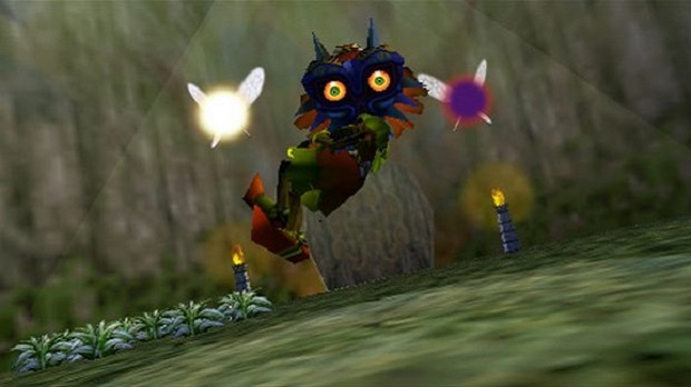 The Legend of Zelda Majora's Mask - N64 - 1