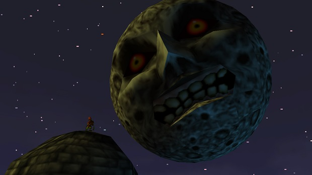 The Legend of Zelda Majora's Mask - N64 - 2