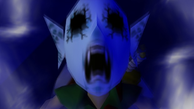 The Legend of Zelda Majora's Mask - N64 - 3