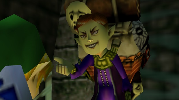 The Legend of Zelda Majora's Mask - N64 - 4