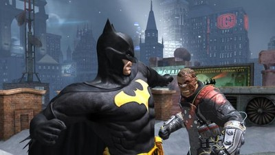 Arkham Origins mobile