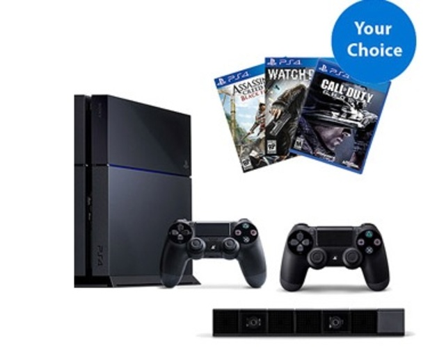 ps4 walmart bundle