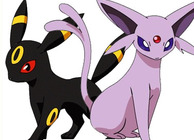 Umbreon Espeon