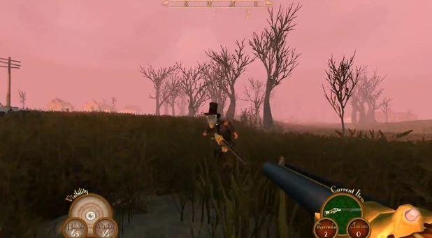 Sir, You Are Being Hunted Screenshot - 1154920