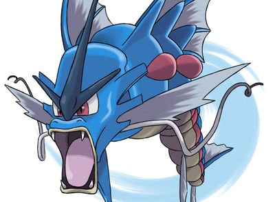 Pokémon X and Pokémon Y Screenshot - Mega Gyarados