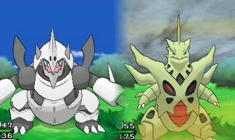 Pokémon X & Y Cheats: How to obtain Tyranitarite (X) and ...