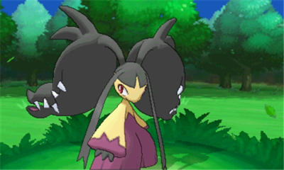 Pokémon X and Pokémon Y Screenshot - Mega Mawile