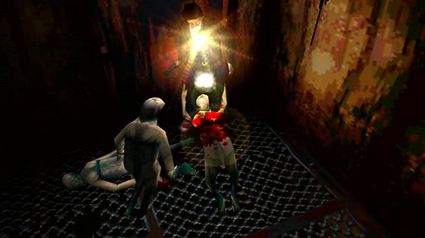 Silent Hill - PS1 - 2