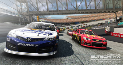 Screenshot - NASCAR