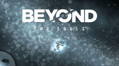 Beyond: Two Souls Screenshot - Beyond Touch