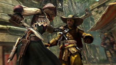 Assassin's Creed 4: Black Flag Screenshot - AC4 multiplayer