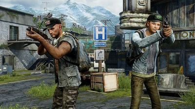 The Last of Us Screenshot - The Last of Us Country Flag hats